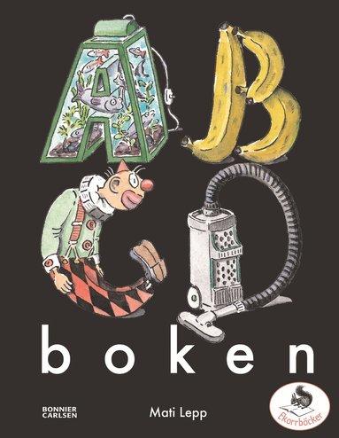 bokomslag ABCD-boken