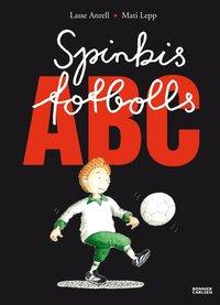 bokomslag Spinkis fotbolls-ABC