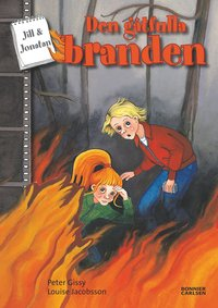 bokomslag Den gåtfulla branden