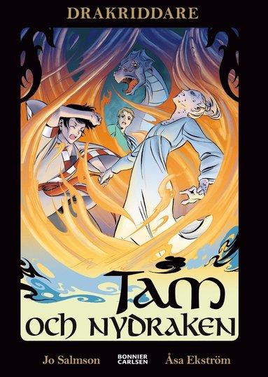 bokomslag Tam och nydraken