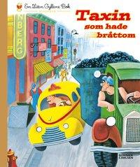 bokomslag Taxin som hade bråttom