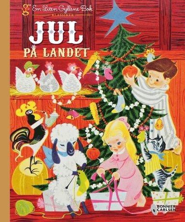 bokomslag Jul på landet