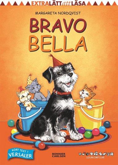 bokomslag Bravo Bella