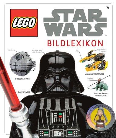 bokomslag LEGO Star Wars Bildlexikon (med minifigur)