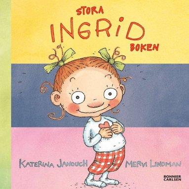 bokomslag Stora Ingrid-boken