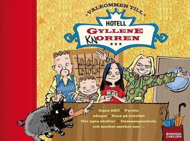 bokomslag Välkommen till Hotell Gyllene knorren