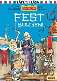 bokomslag Fest i borgen!