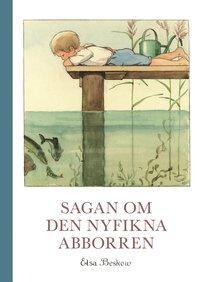 bokomslag Sagan om den nyfikna abborren