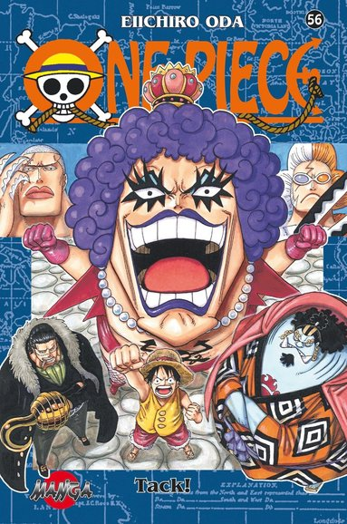 bokomslag One Piece 56
