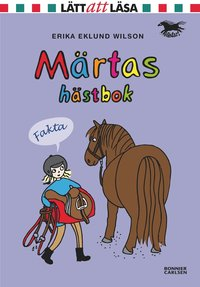 bokomslag Märtas hästbok