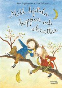 bokomslag Mitt hjärta hoppar och skrattar