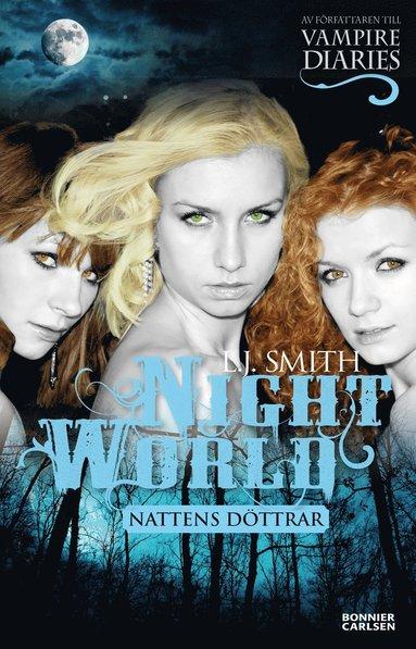 bokomslag Nattens döttrar