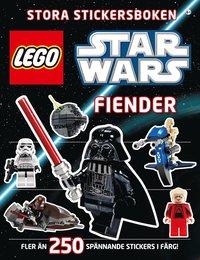 Lego star wars stora stickersboken : fiender
