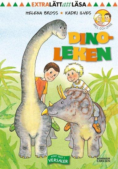bokomslag Dinoleken
