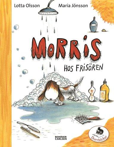 bokomslag Morris hos frisören