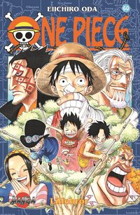 bokomslag One Piece 60