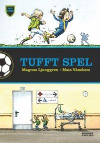bokomslag Tufft spel