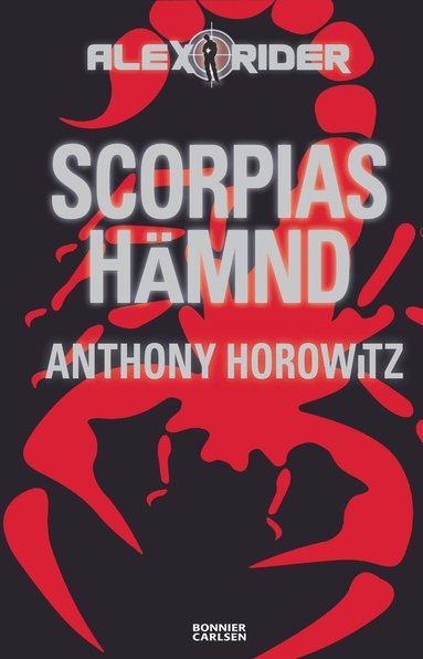 bokomslag Scorpias hämnd