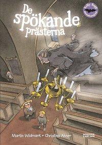 bokomslag Nelly Rapp och de spökande prästerna