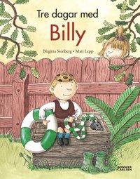 bokomslag Tre dagar med Billy (samlingsvolym)