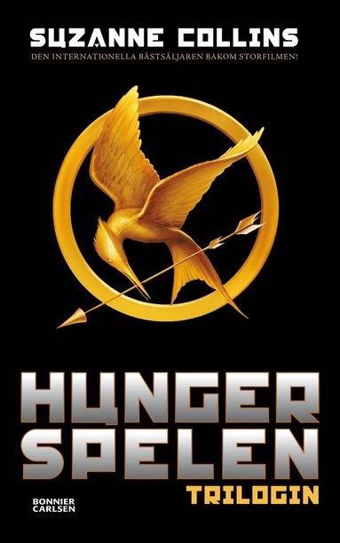 bokomslag Hungerspelen: trilogin