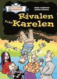 bokomslag Rivalen från Karelen