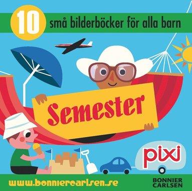 bokomslag Pixibox Semester