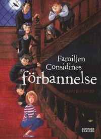 bokomslag Familjen Considines förbannelse