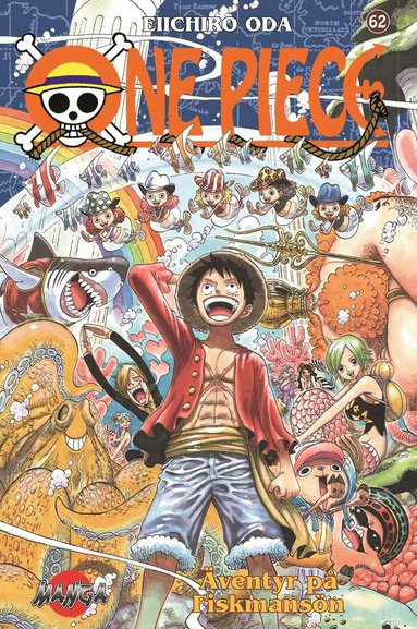 bokomslag One Piece 62