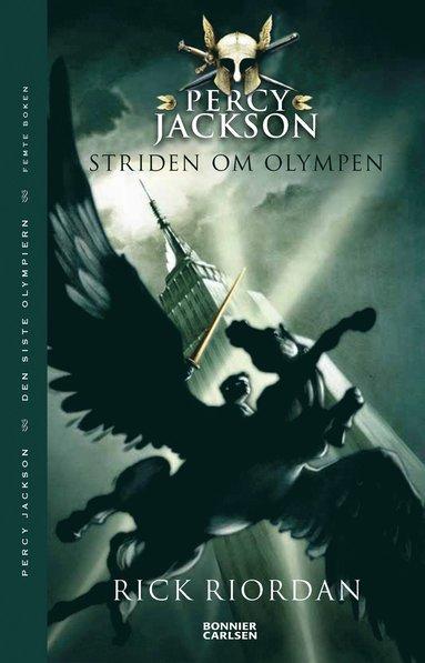bokomslag Percy Jackson: Striden om Olympen