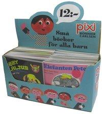 bokomslag Pixi säljförpackning serie 193
