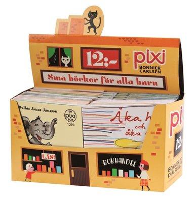 bokomslag Pixi säljförpackning serie 196