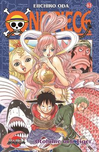 bokomslag One Piece 63