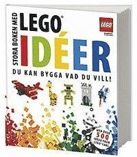 bokomslag Stora boken med LEGOidéer
