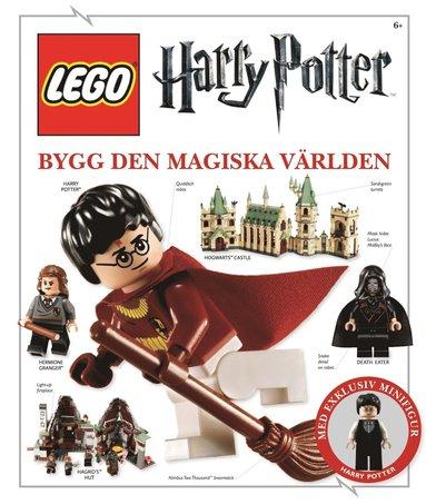 bokomslag LEGO Harry Potter: Bygg den magiska världen!