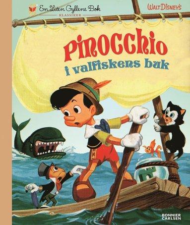 bokomslag Pinocchio i valfiskens buk