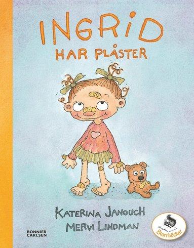 bokomslag Ingrid har plåster