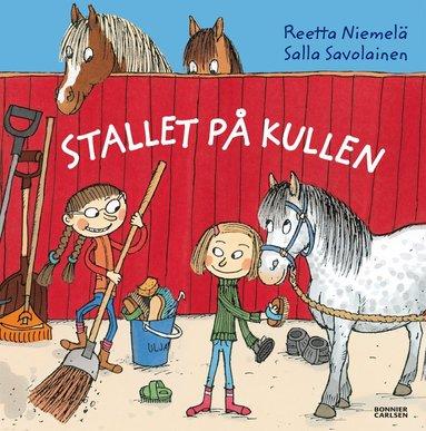 bokomslag Stallet på kullen