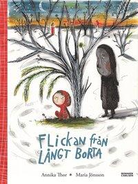 bokomslag Flickan från långt borta