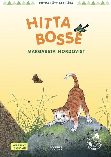 bokomslag Hitta Bosse