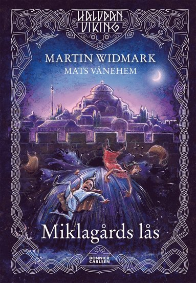 bokomslag Miklagårds lås