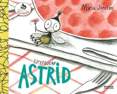 bokomslag Spyflugan Astrid