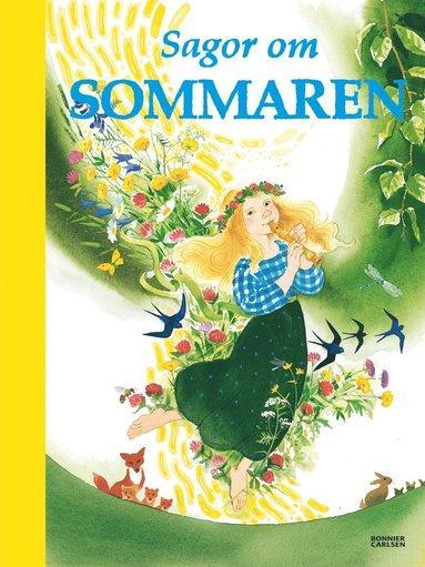 bokomslag Sagor om sommaren