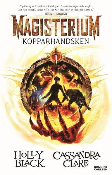 bokomslag Kopparhandsken