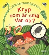 bokomslag Kryp som är små - var då?