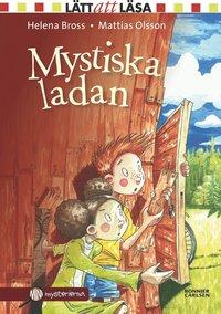 bokomslag Mystiska ladan