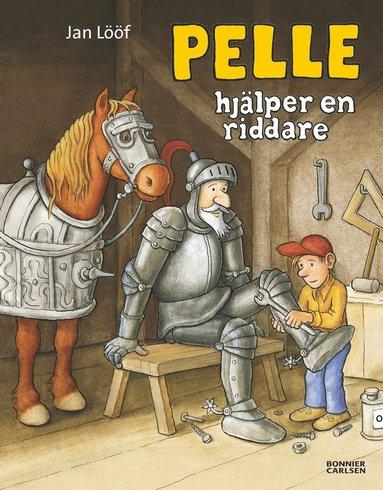 bokomslag Pelle hjälper en riddare