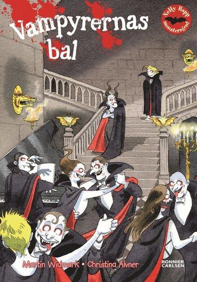 bokomslag Vampyrernas bal