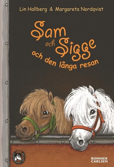 bokomslag Sam och Sigge och den långa resan