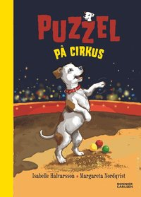 bokomslag Puzzel på cirkus